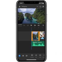 mobile editing app iso Adone Premiere Rush CC