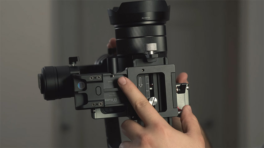 Zhiyun Crane 2 Follow Focus System 01