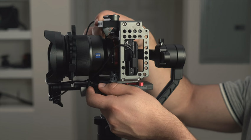 Zhiyun Crane 2 Follow Focus System 03
