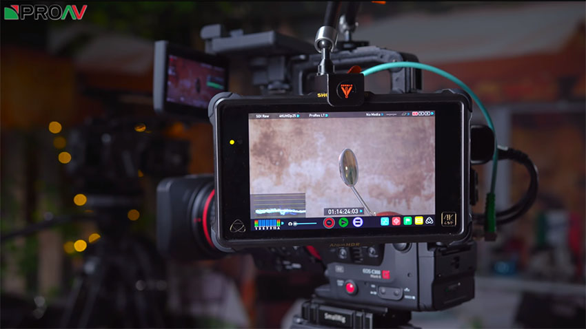Five Reasons to Consider the Canon C300 II for Your Next Project