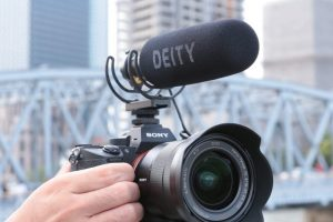 Deity Microphones V-Mic D3 and D3 Pro On-Camera Microphones for Filmmakers