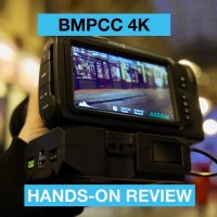 BMPCC 4K Hands On Review with Core SWX PowerBase EDGE