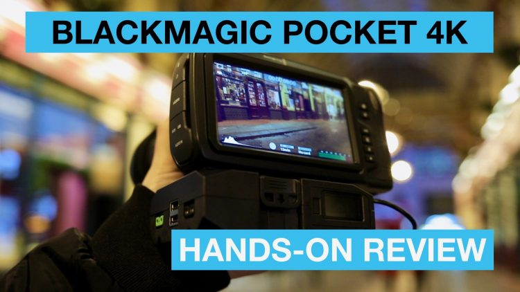 Blackmagic Pocket 4K Review