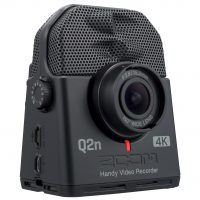 Zoom Q2n-4k video camera for musicians