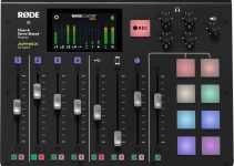Rode MIcrophones Rodecaster Pro
