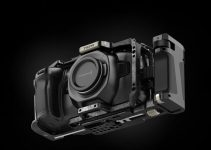 Tilta Tactical Assault ARmor Cage Blackmagic pocket 4k camera