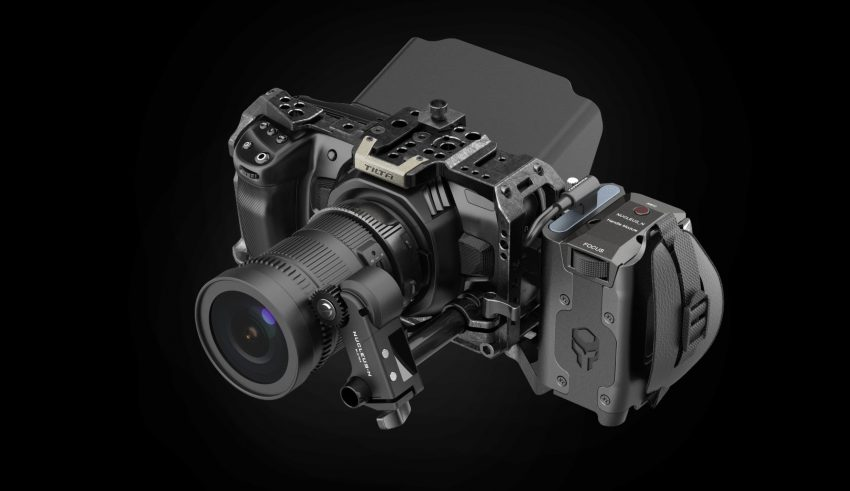 Tilta Have An Insane Bmpcc 4k Cage For The Blackmagic Pocket Cinema Camera 4k 4k Shooters