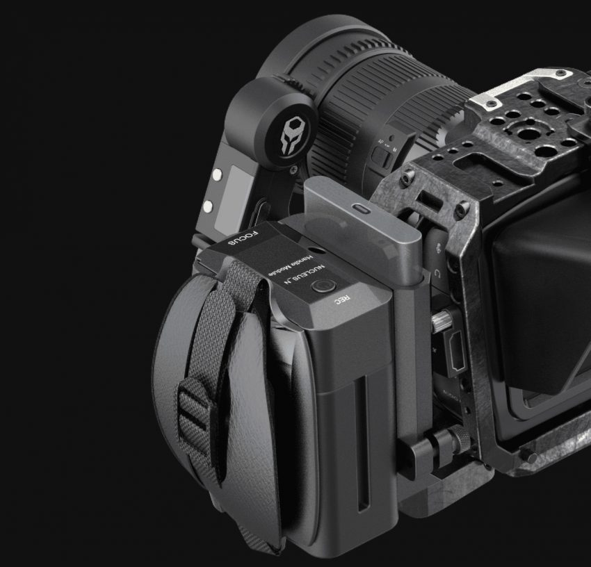 Tilta MHC-2 BMPCC 4K Cage Tactical Assault ARmor NP-F Sony