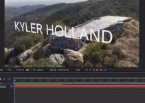 Easy Text Tracking in After Effects CC
