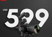 Zhiyun Weebill Gimbal Price Revealed and You Can Now Pre-Order