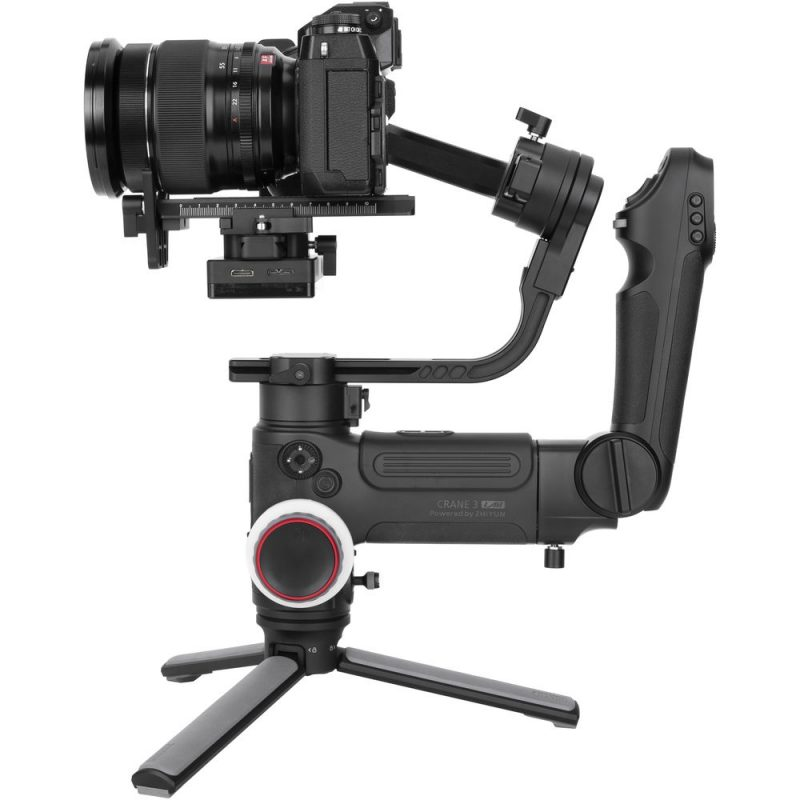 Zhiyun CRANE 3 LAB Stabilizer Officially Announced | 4K Shooters