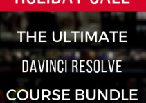 Holiday Sale! Get the Ulitmate Resolve Course Bundle for Just $97