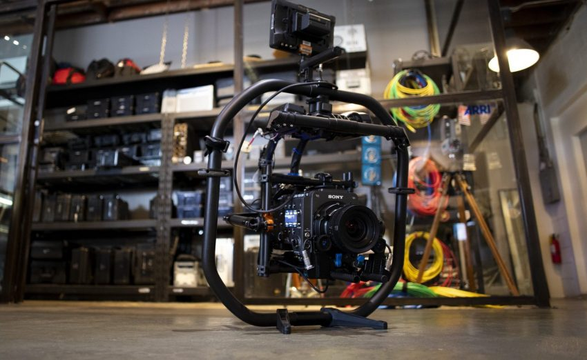Movi Pro Sony VENICE Freefly Systems