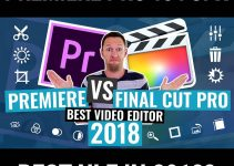 Premiere Pro CC vs Final Cut X: Which is the Best Video Editor in 2018?