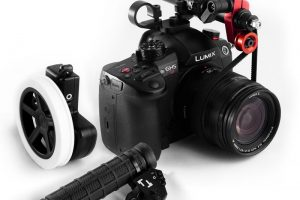 Silencer Air+ is a New Follow Focus That Can Turn Into a Dolly and Turntable