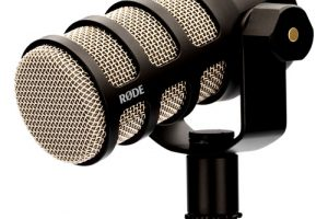 New Podcast-Ready PodMic from RODE Microphones