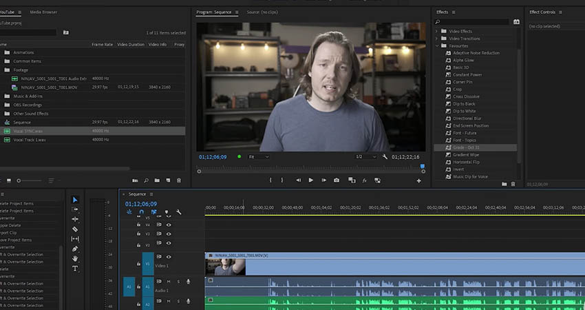 how to move premiere audio into audition