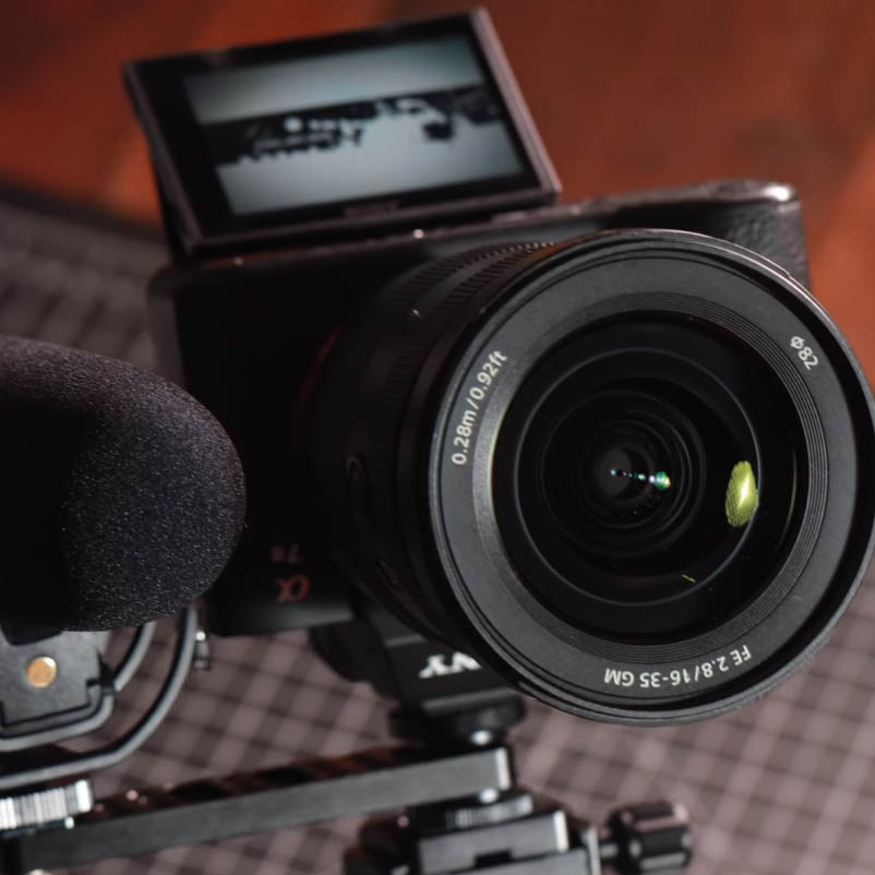 Use This Simple Hack to Flip Your Sony A7III LCD Screen | 4K