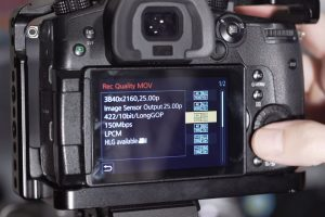 What is the Actual Dynamic Range of the GH5?