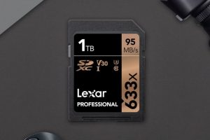 One Card To Rule Them All – Lexar Made a 1TB SD Card!