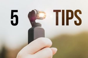 5 Tips for Getting Smoother Cinematic Videos with the DJI Osmo Pocket