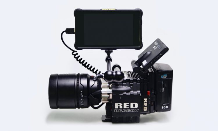 Atomos Shogun Inferno RED