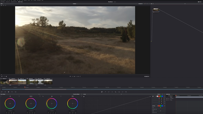 Use This Practical Tip for Quick Grading in Resolve 15 | 4K Shooters