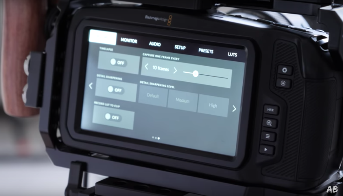 How to Properly Set Up the Blackmagic Pocket Cinema Camera 4K | 4K