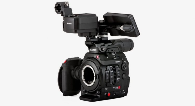 Canon C300 II Touch Focus Kit