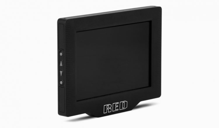 """RED Touch 7.0"""" DSMC2 Ultra Brite Monitor"""