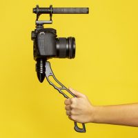 SwitchPod tripod for vlogging