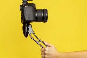 SwitchPod: Lightweight Tripod for Vlogging Reinvented!