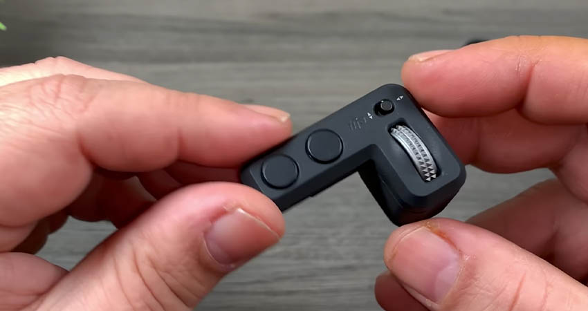 DJI Osmo Pocket Controller Wheel and Accessory Mount - Are They