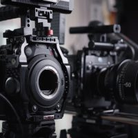 Arri Mini vs Canon C200