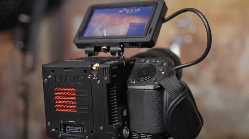 Kinefinity Side Grip
