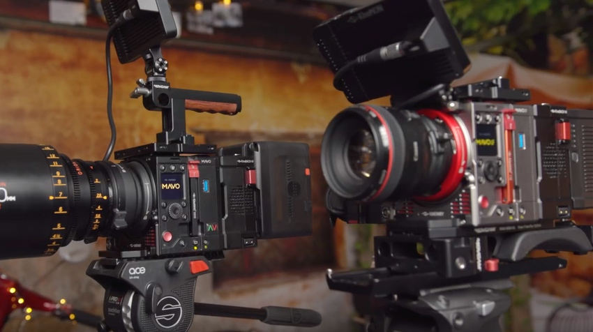 Kinefinity Lens Mounts