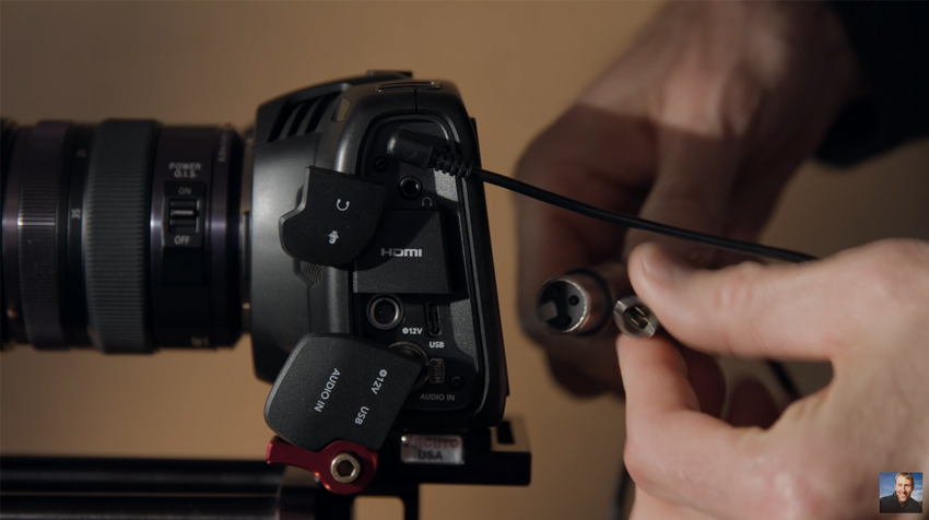 Closer Look At The Audio Capabilities Of The Bmpcc 4k 4k Shooters