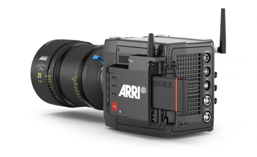 ALEXA Mini LF codex compact drive