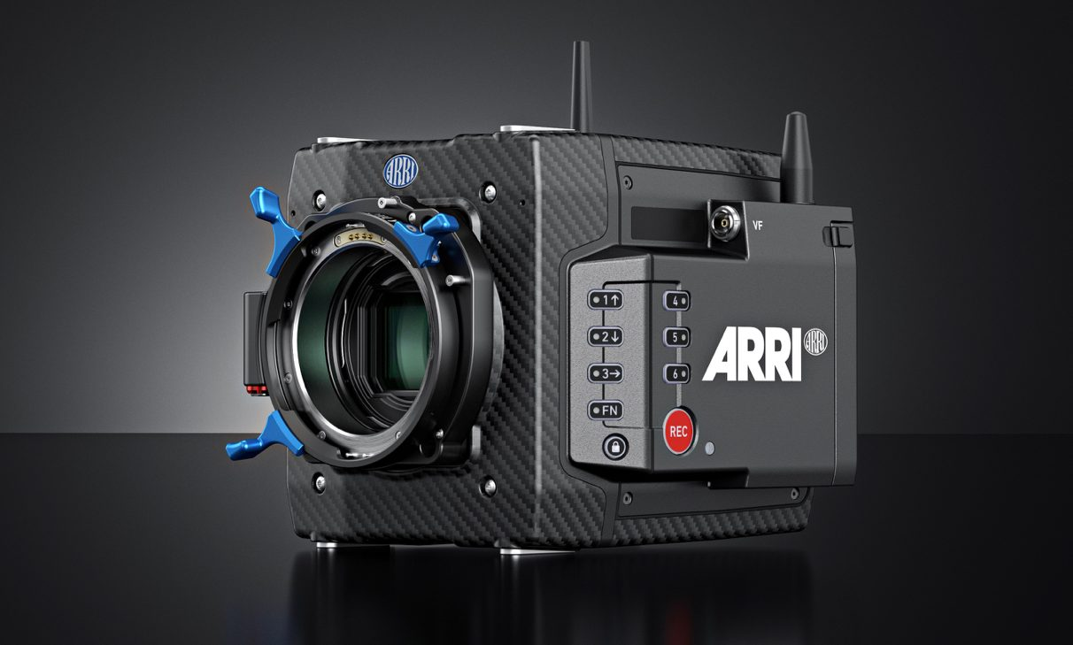 ALEXA Mini LF large format