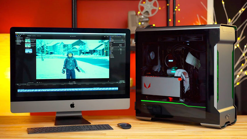 Hackintosh vs iMac Pro for Video Editing in 2019 | 4K Shooters