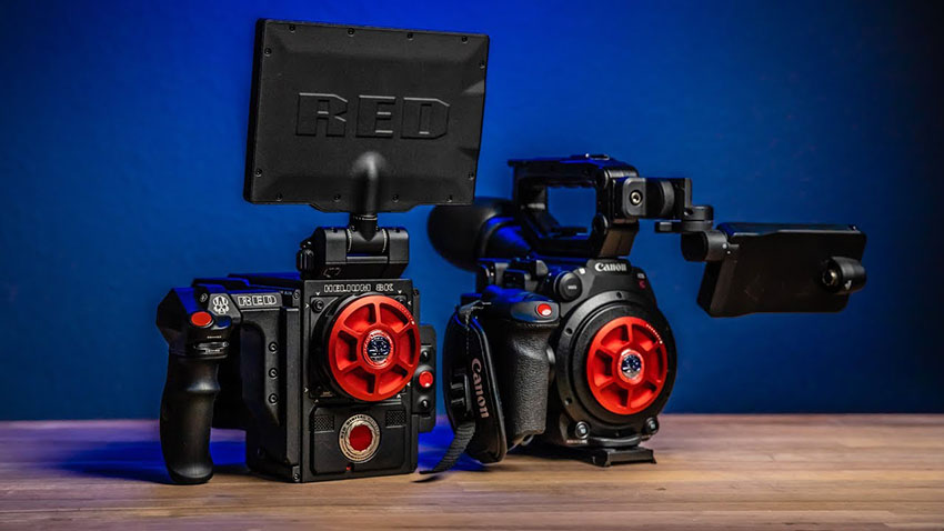 How Does the Canon C200 Hold Up Against the RED Helium 8K