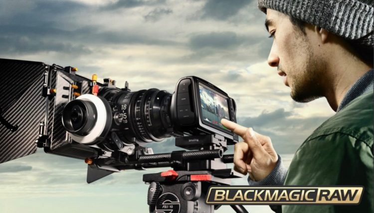 BMPCC 4K BRAW Blackmagic Raw