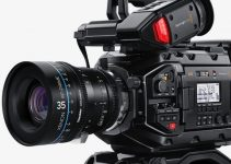 Blacmagic URSA Mini Pro G2 Camera BRAW Blackmagic Raw