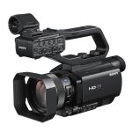 Sony Launches HXR-MC88: Entry-Level HD Camcorder with Fast Hybrid AF