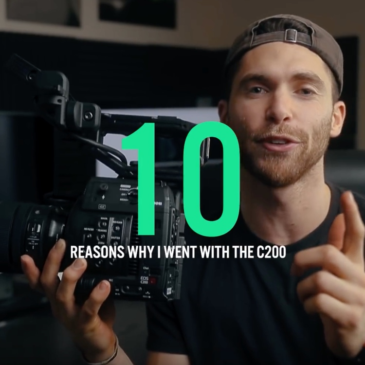 C200 Ten reasons