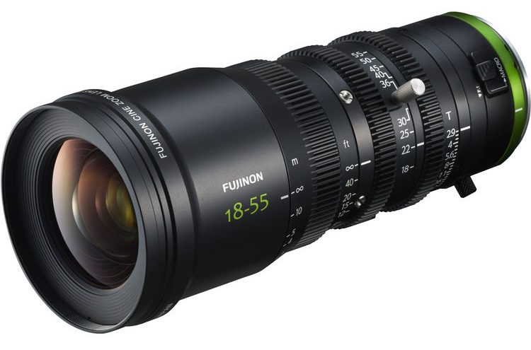 Fujinon MK Series Lightweight Zooms Now in MFT Mount
