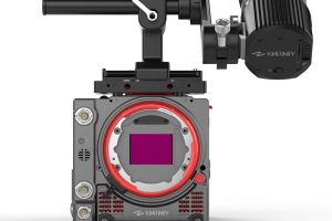 Kinefinity Rolls Out the Brand New KineEVF with Micro OLED 1080p Display