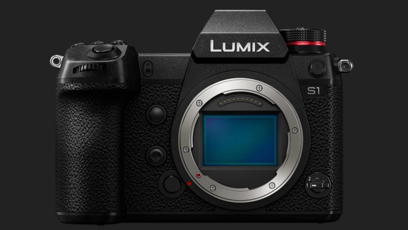 Panasonic S1 V-Log Firmware Update Available in July 2019 | 4K Shooters