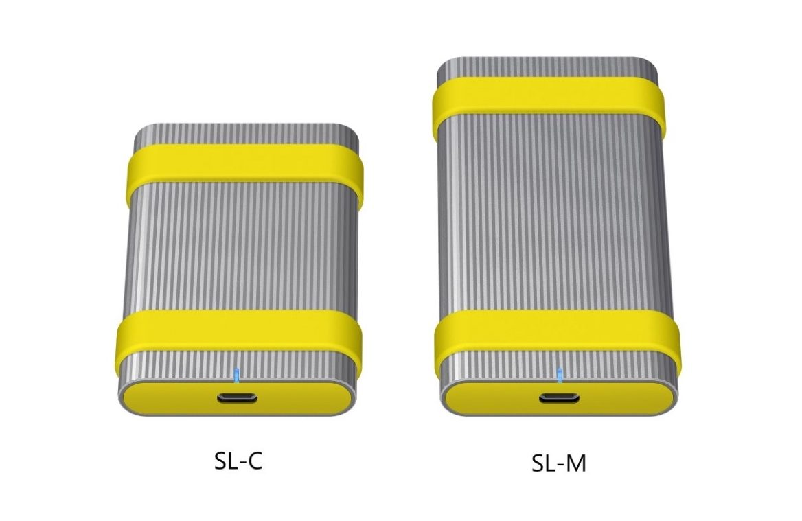 Sony External SSD Drives SL-M Series SL-C Series