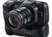Blackmagic Pocket 4K Battery Grip